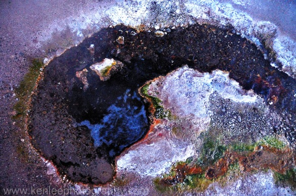 El Tatio Abstract Photo from the Atacama Desert in Chile