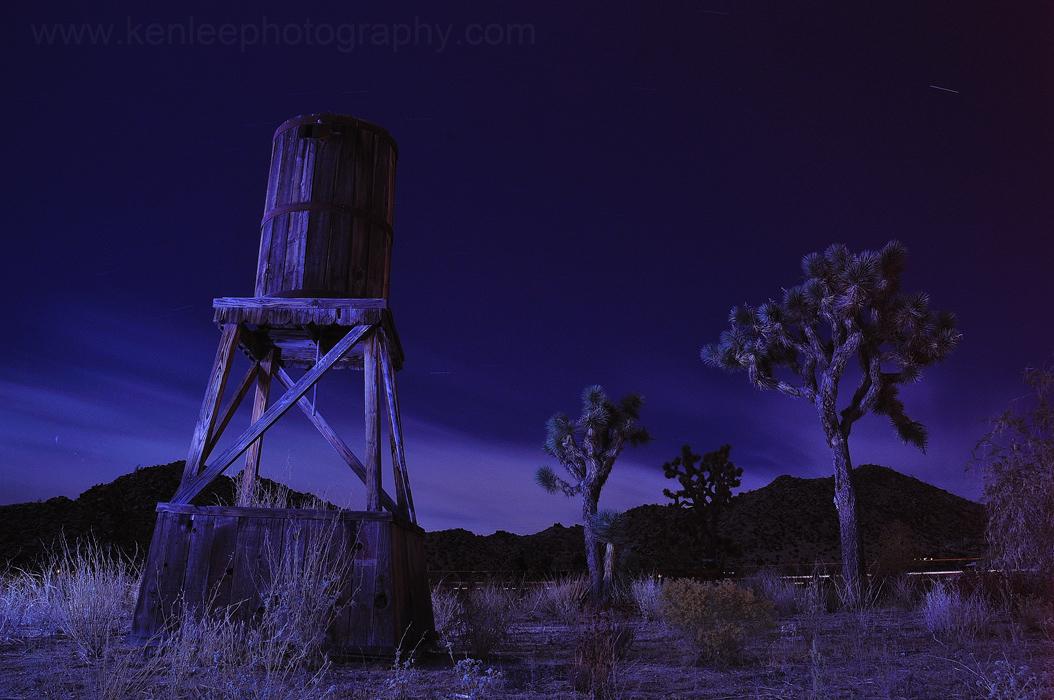 Midnight in Pioneertown