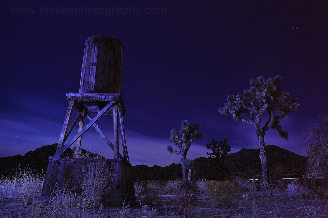 Midnight in Pioneertown