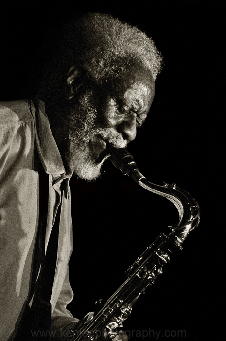 The Legendary Pharoah Sanders