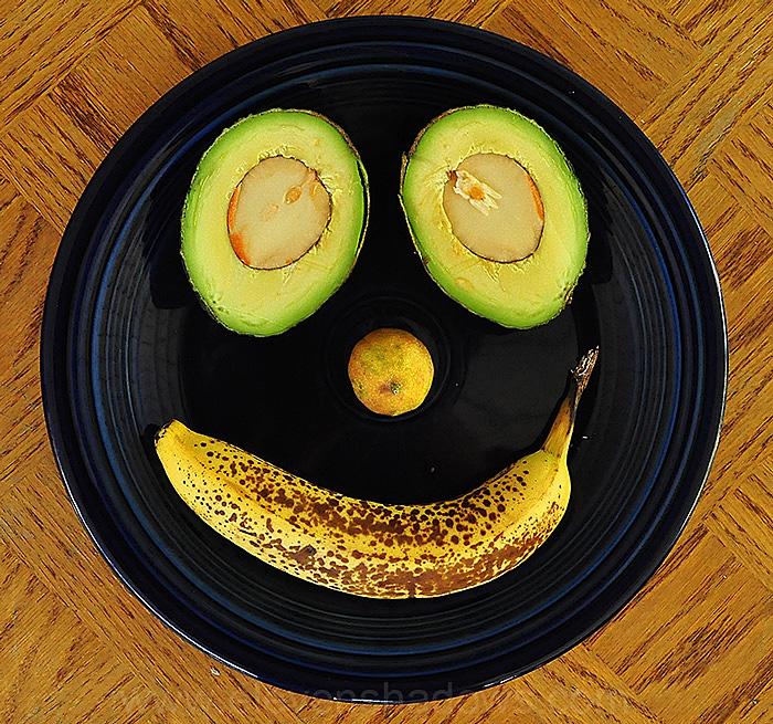 Avocado Face