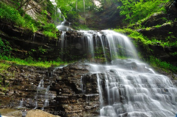 Cathedral Falls, West Virginia